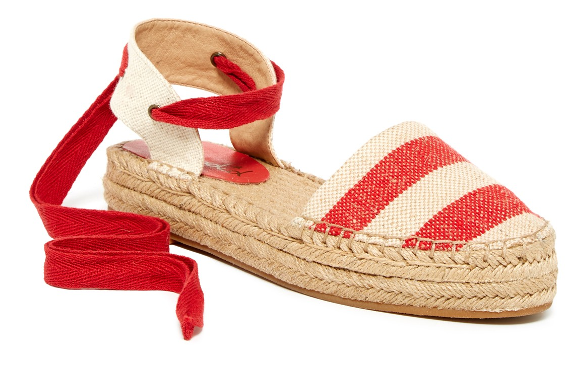 "Splendid ""Eveleigh"" platform espadrille- $21 after extra 20% off (was $88)"