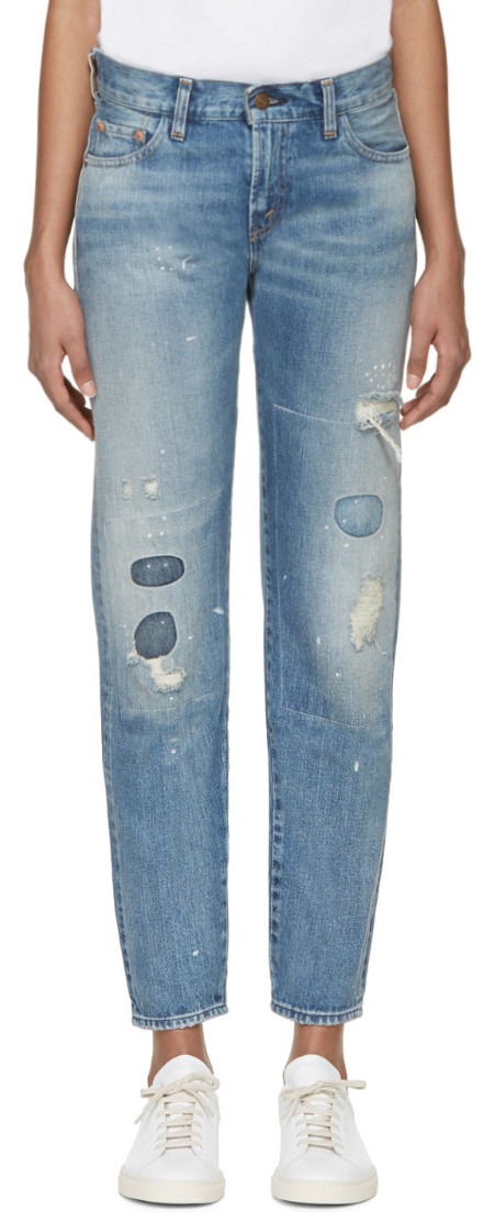 Levi's Customized 505 Vintage jeans - $49.99 (was $278)