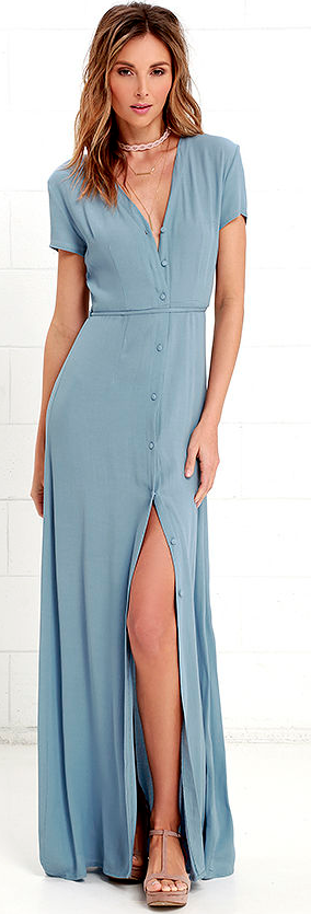 "Glamorous ""Vida Bonita"" Maxi dress- $14.50-$58 (was $62)"