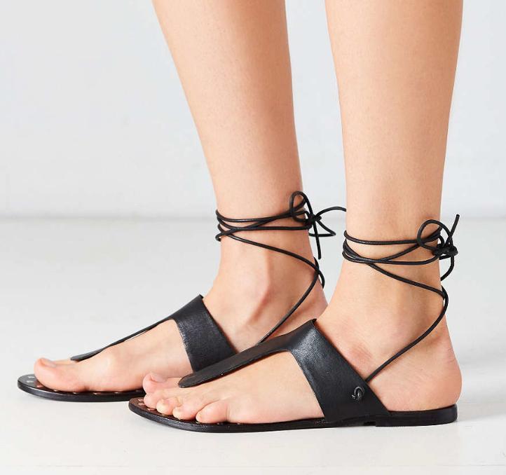 "Sol Sana ""Lara"" gladiator sandal- $37.99 (was $109)"