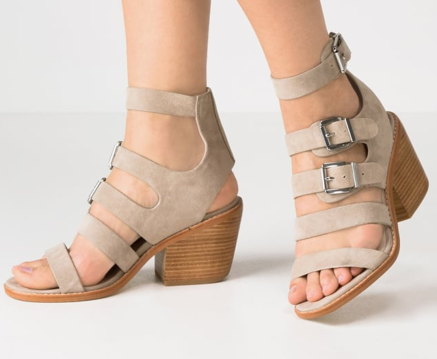 "Sol Sana ""Casper"" gladiators- $52 (was $185)"