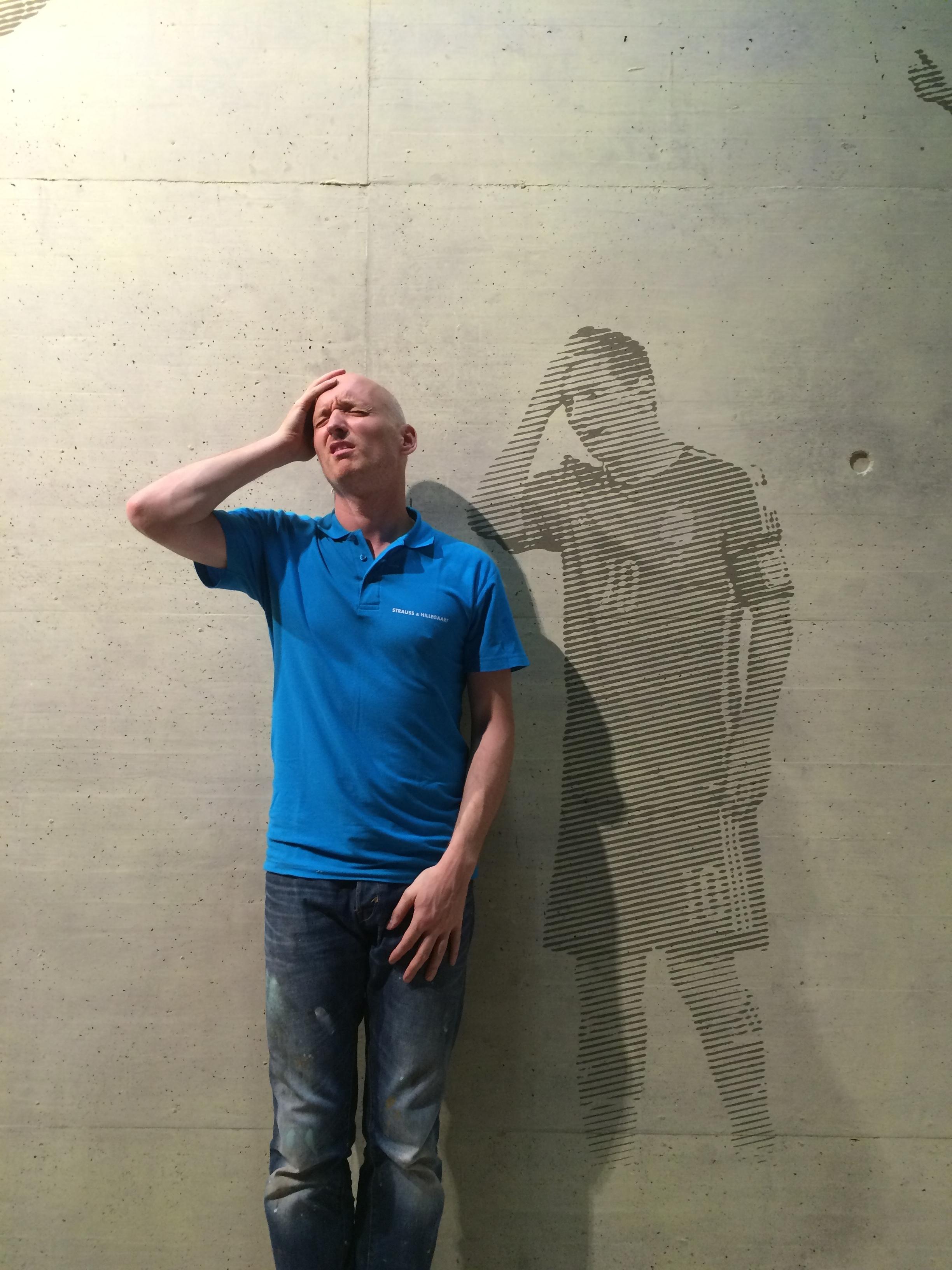 Betonlasur, Markus Hillegaart, Lionel Messi ;-)!