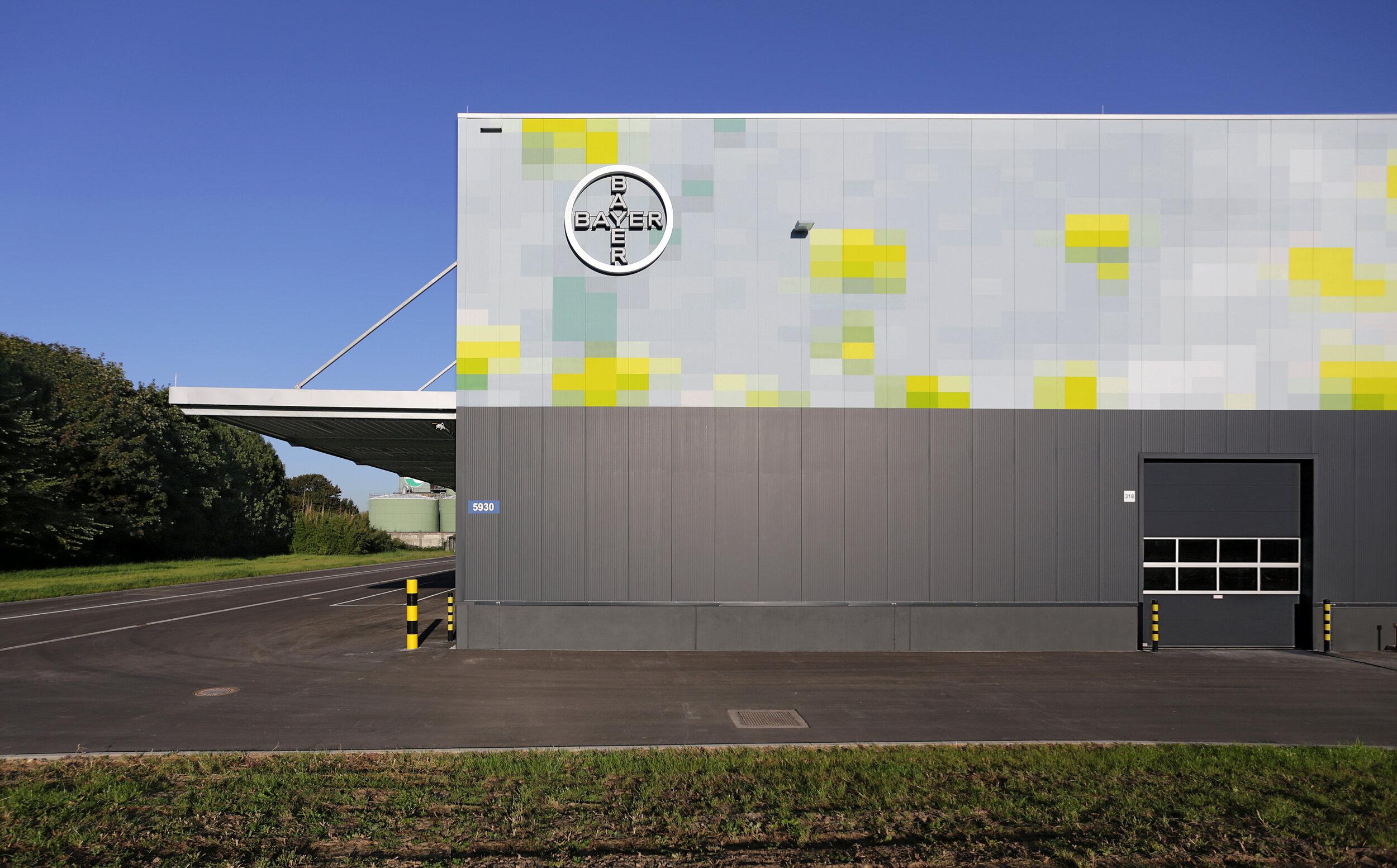 Lagerhalle-Design
