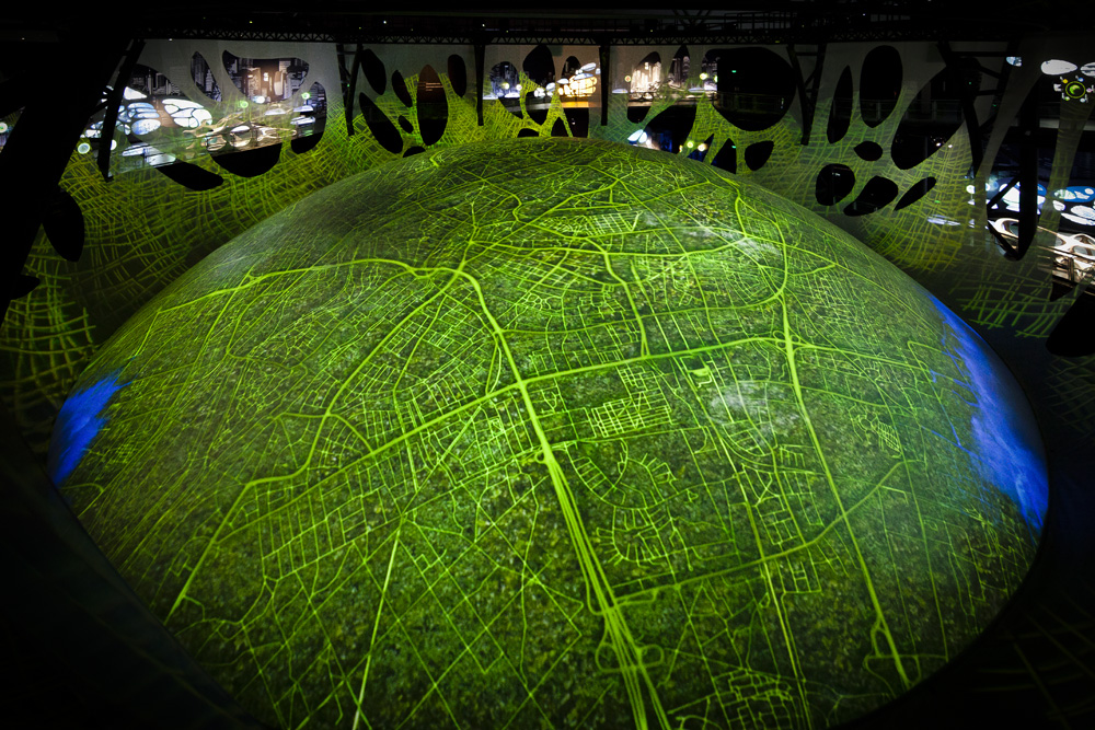 Urban Planet Pavilion EXPO 2010 Shanghai |  Triad Berlin