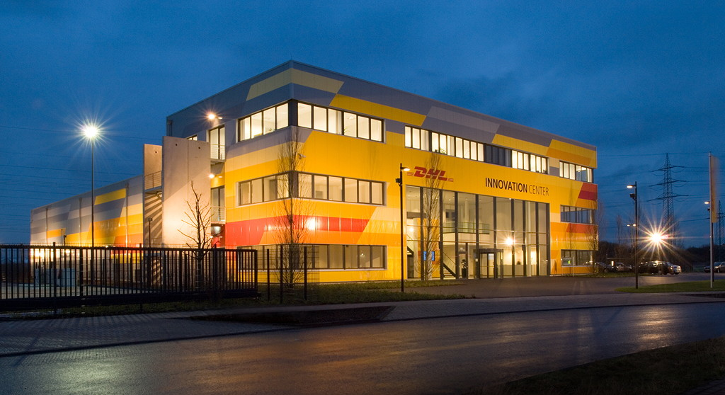 DHL Innovation Center |  Triad Berlin