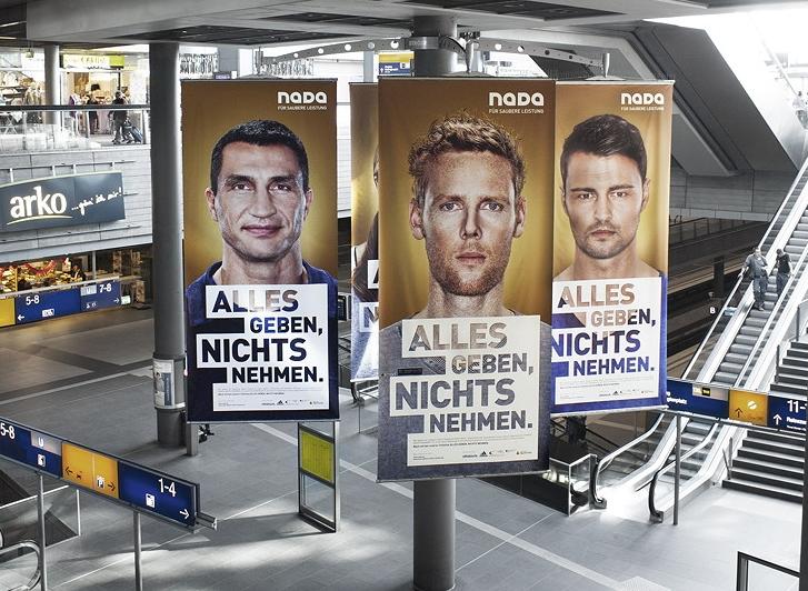 NADA Positionierung und Kampagne |  Uniplan