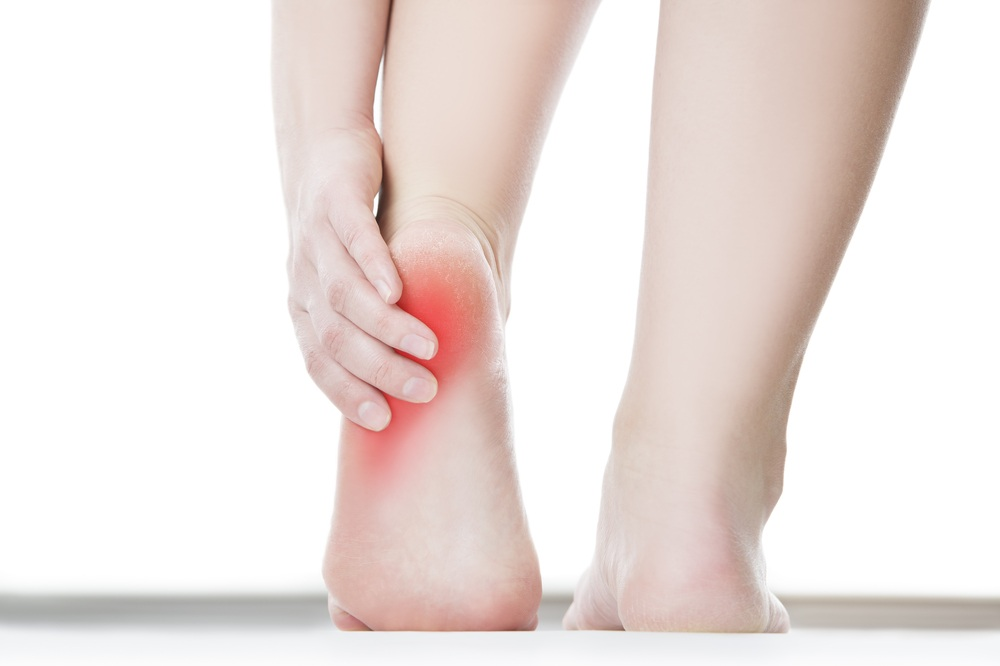 Newton Podiatrist treats foot and ankle pain