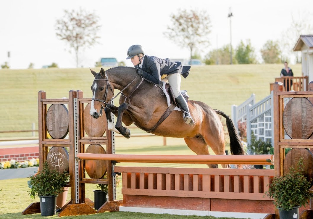 Jamie+Show+Jumping