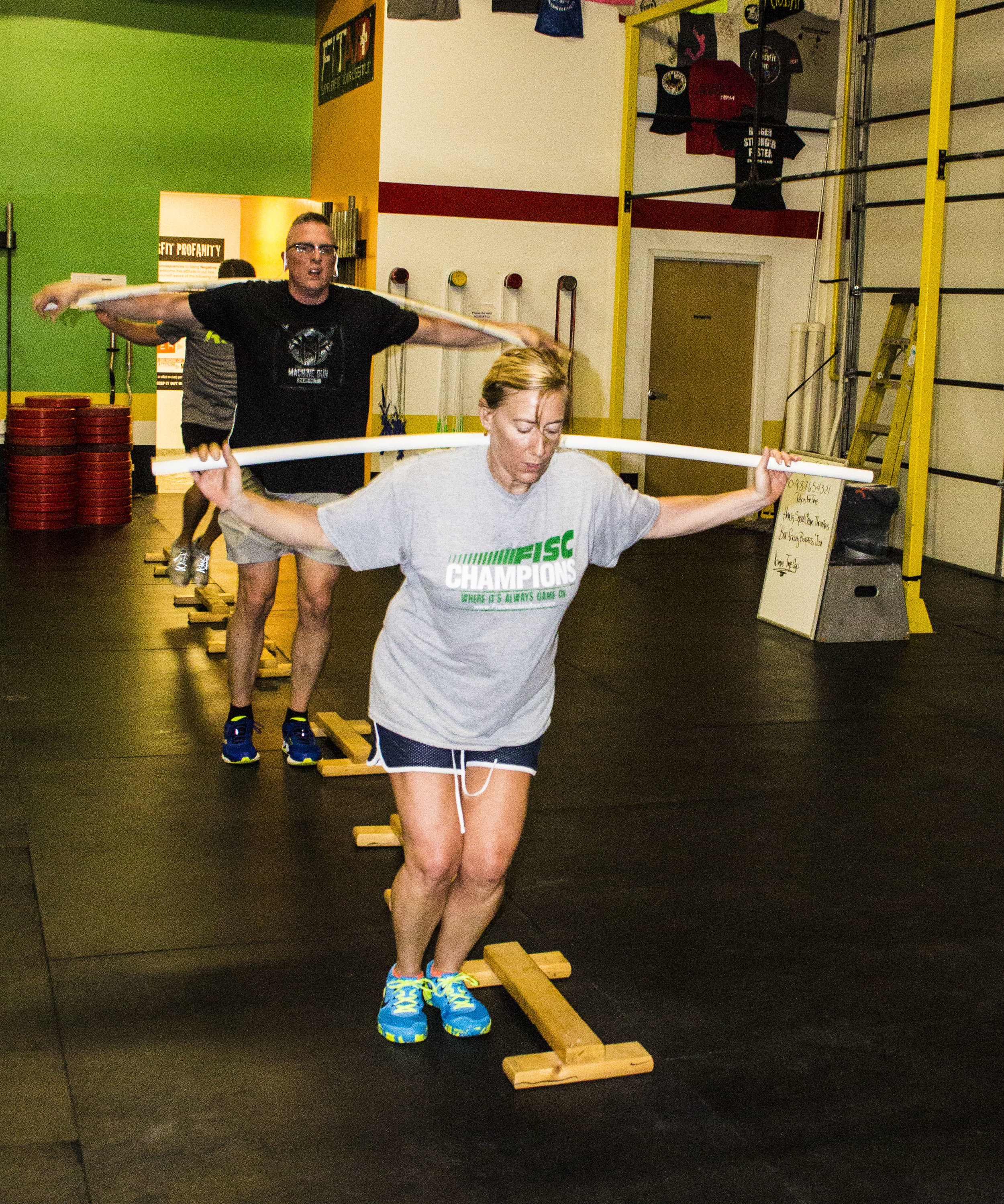 5 AM - Lateral Jumps