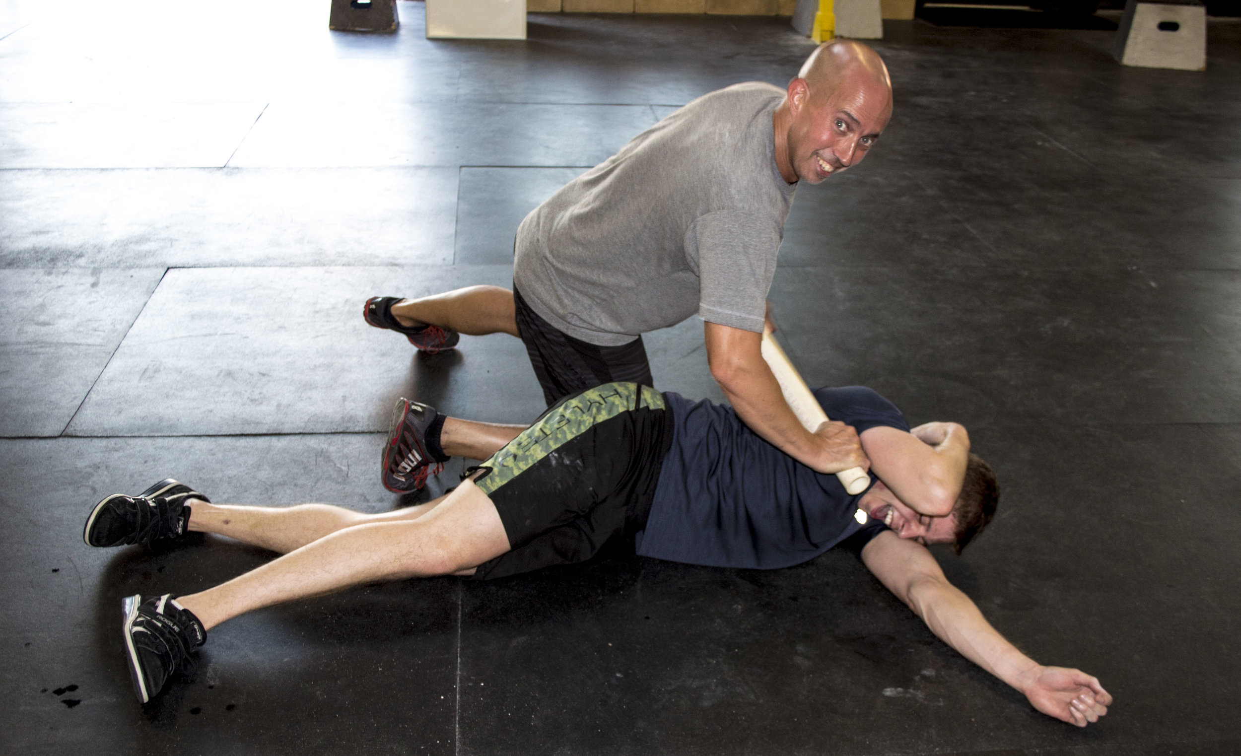 Coach Dave enjoys helping to resolve inflammation issues.