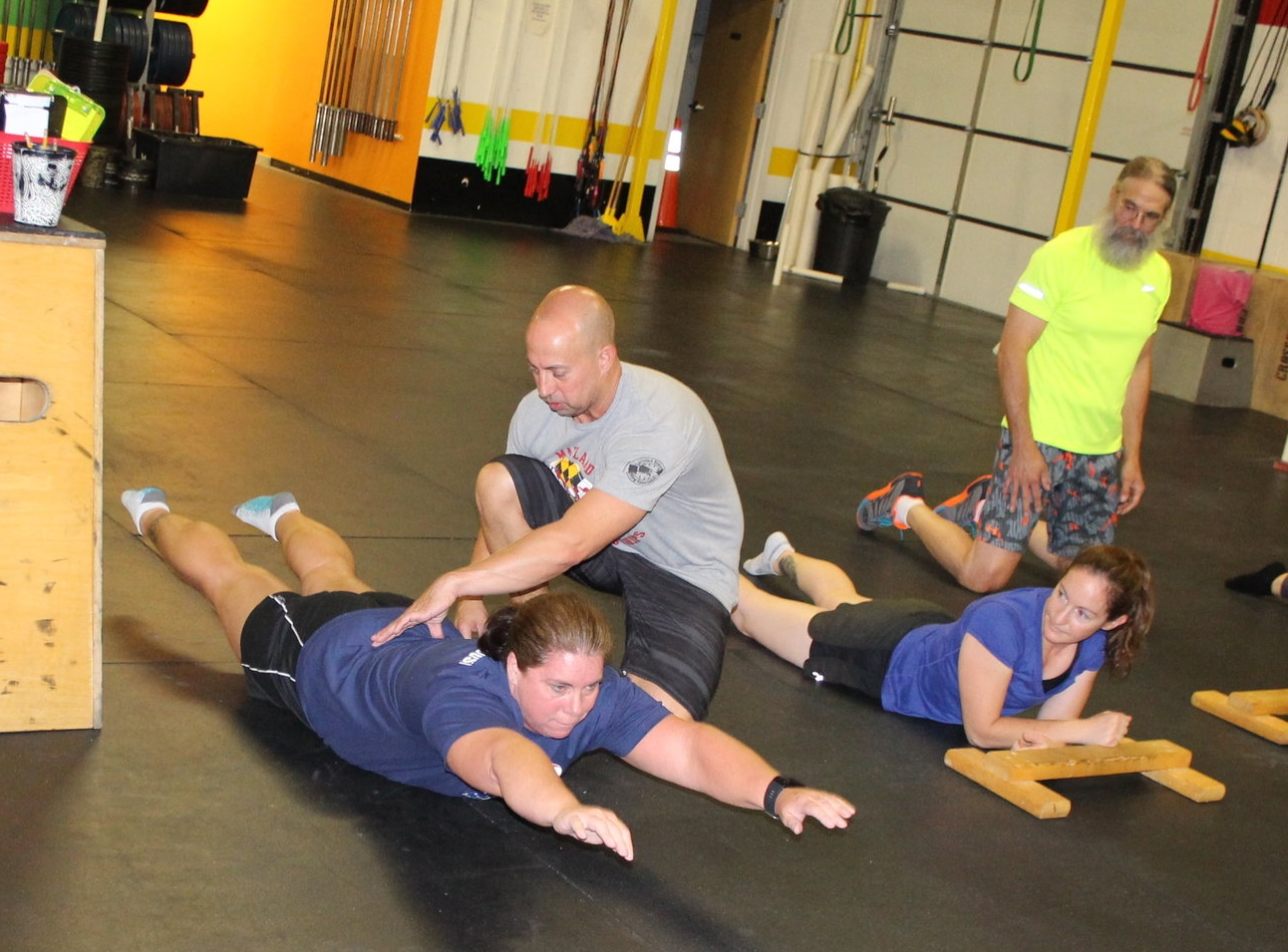 """More from the """"core"""" skillwork from Friday, August 18th."""