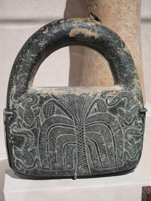 Ancient Persian Kettlebell