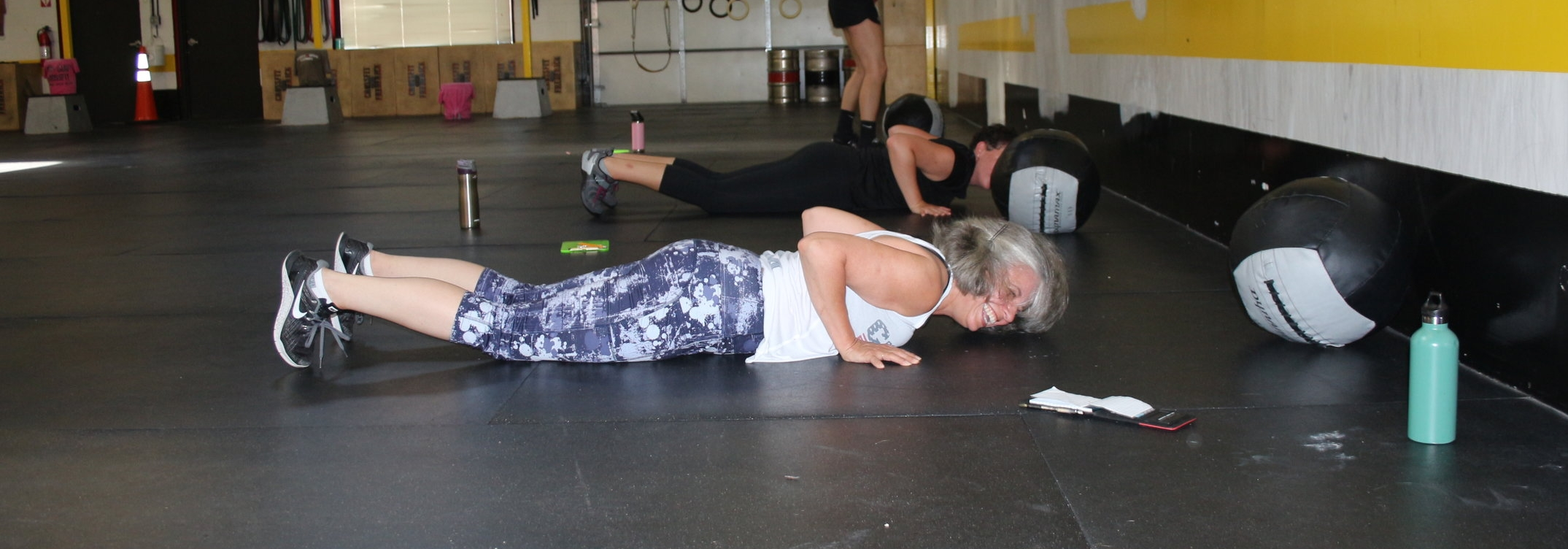 The best part of the Burpee. :)
