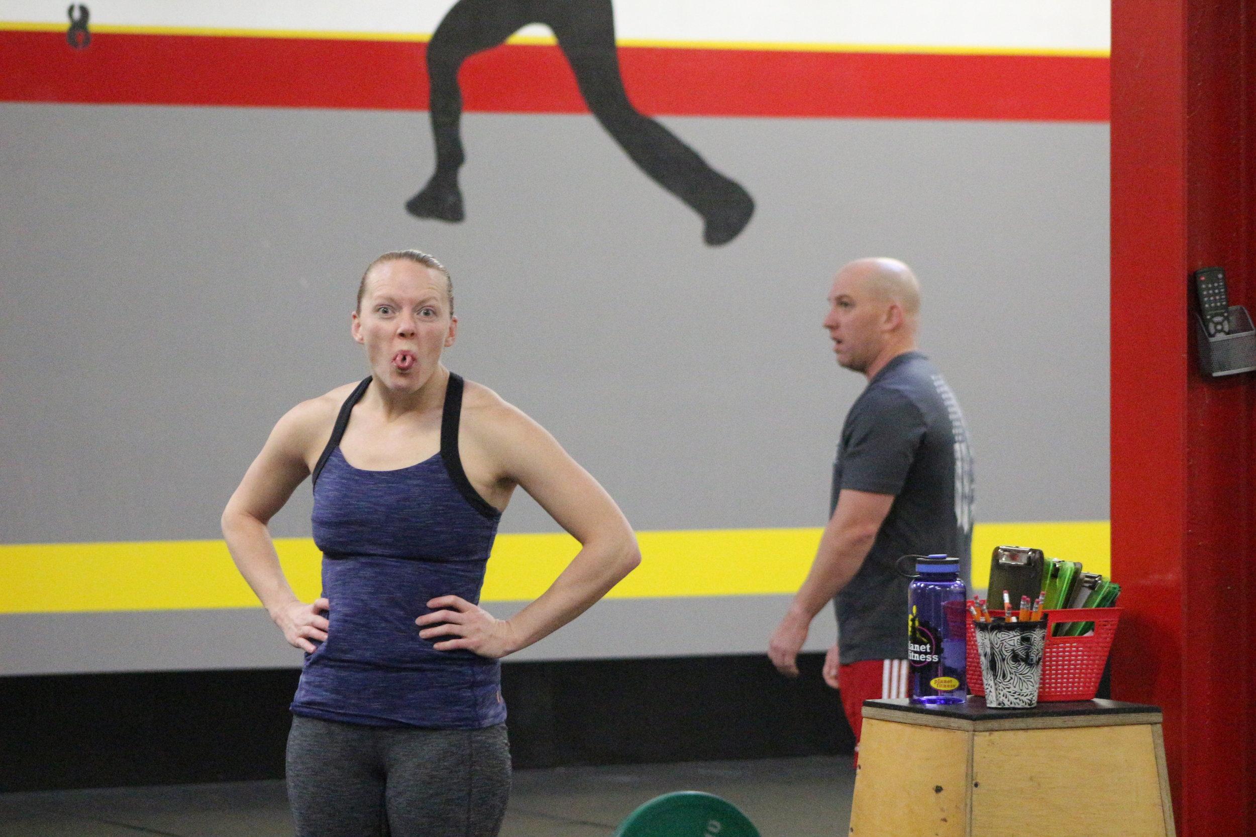 Model: Rachel S. Background Model: Geoff R.
