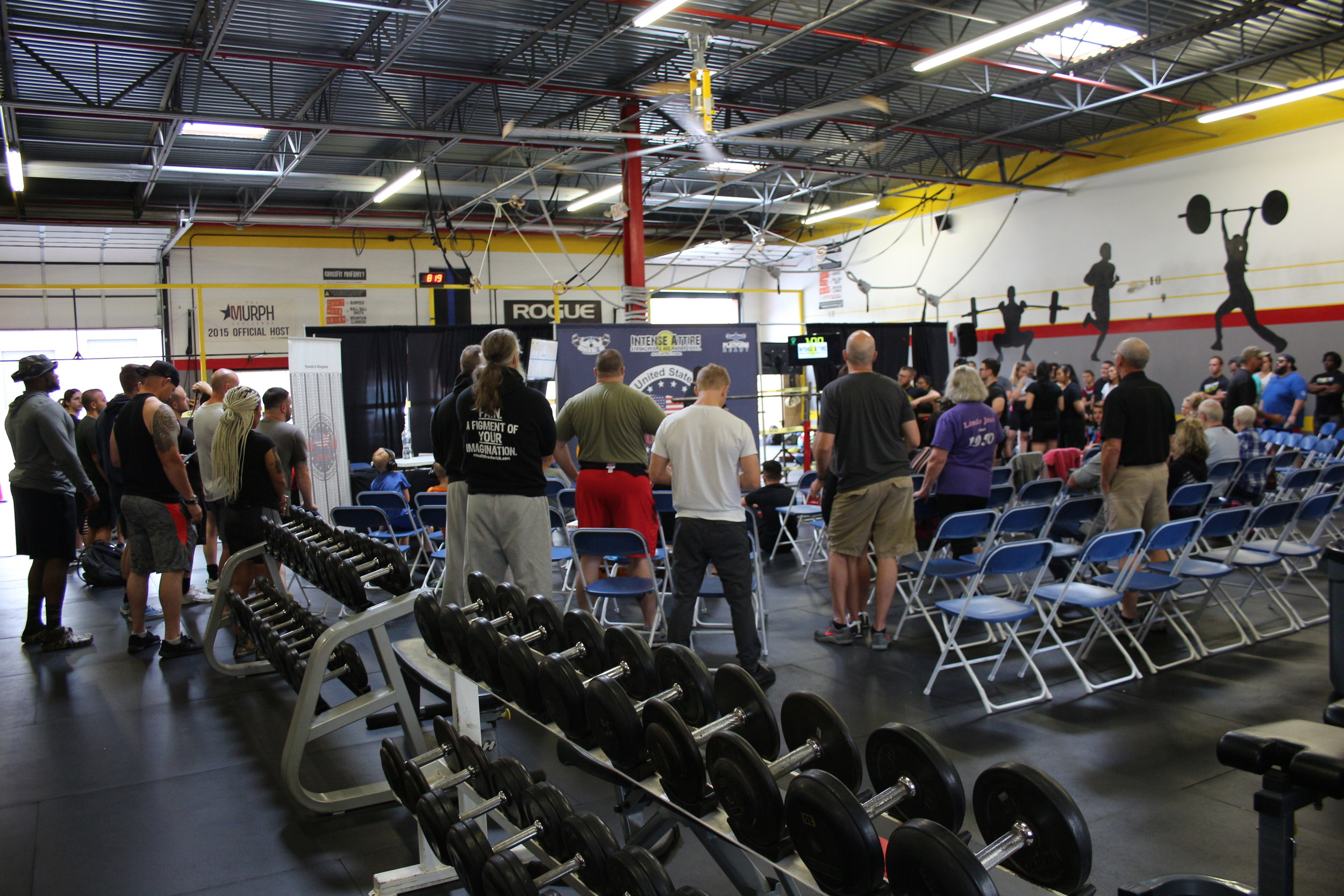 Pre-competition rules and standards for the Drug Tested Maryland State Championships held on August 3rd.