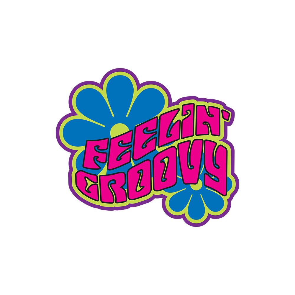 Feelin' Groovy Logo
