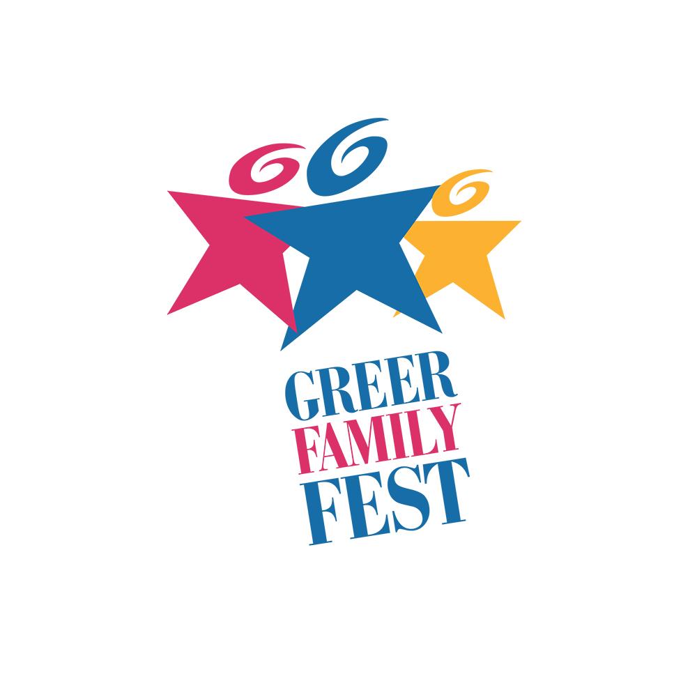 Greer Family Fest Logo