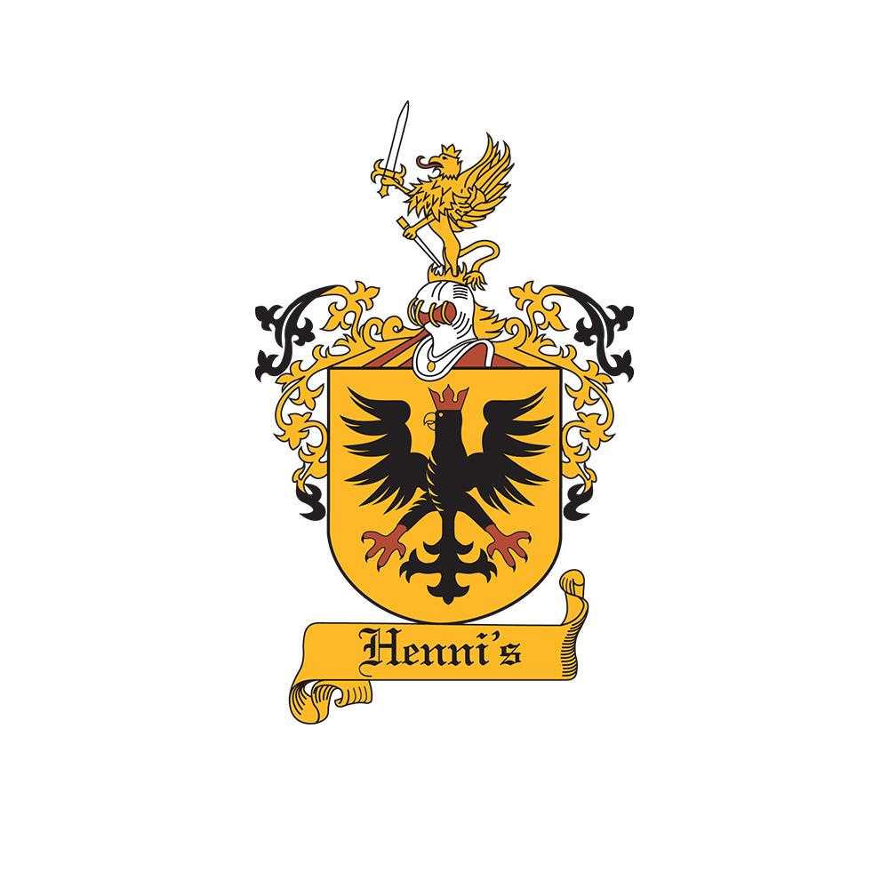 Henni's German Restaurant Logo