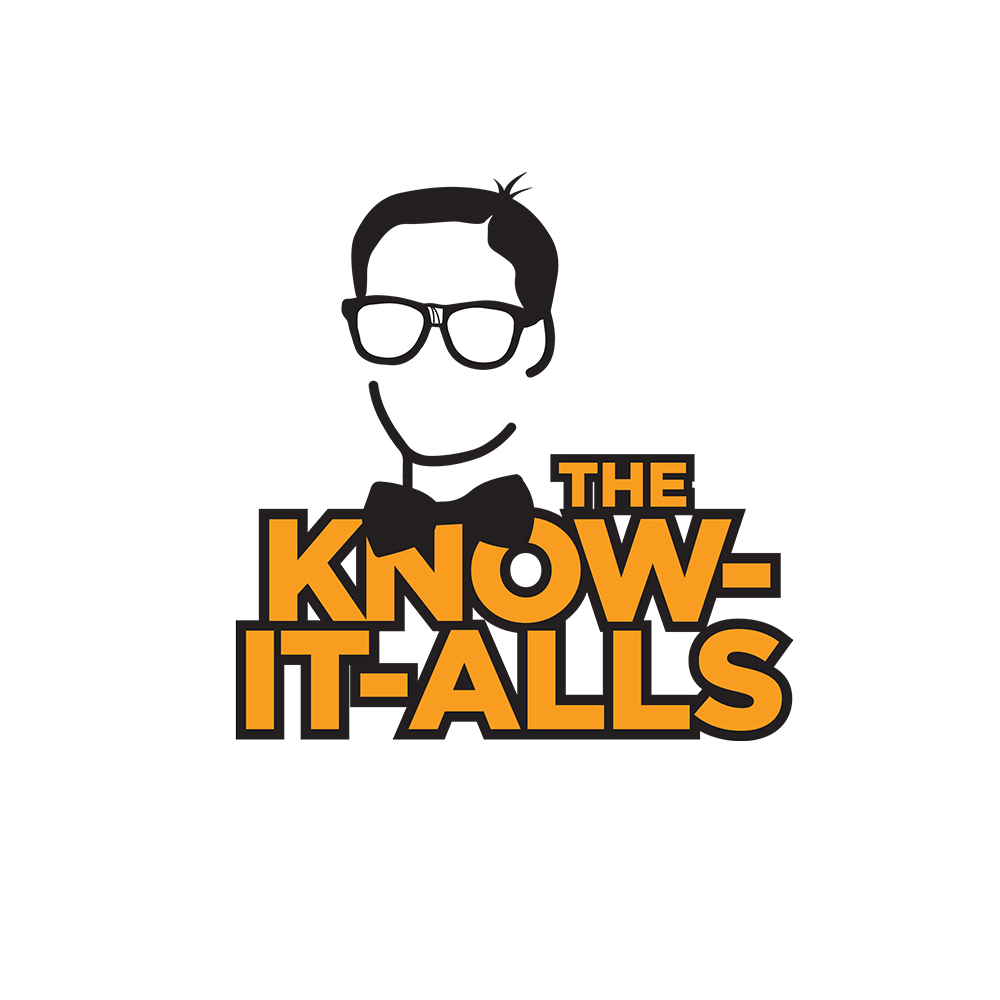 The Know-It-Alls Logo