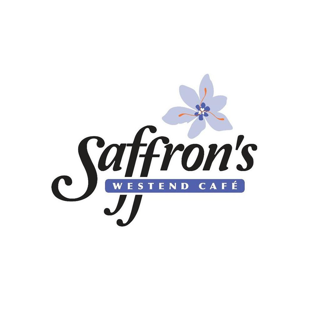 Saffron's Westend Café Logo