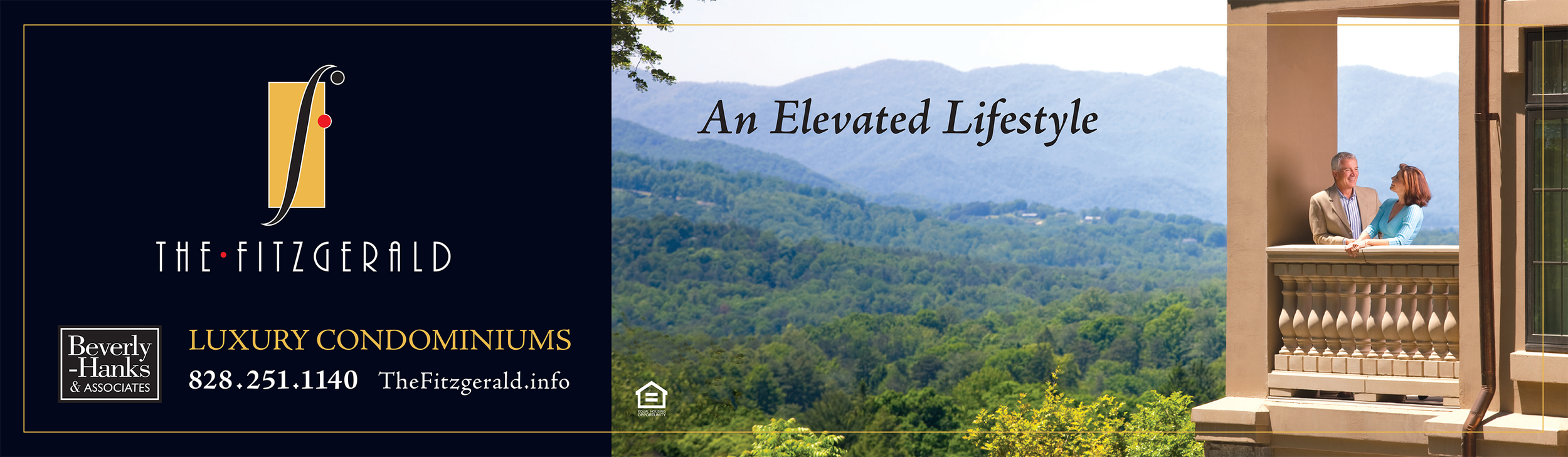 """The Fitzgerald """"Elevated Lifestyle"""" Outdoor Board"""