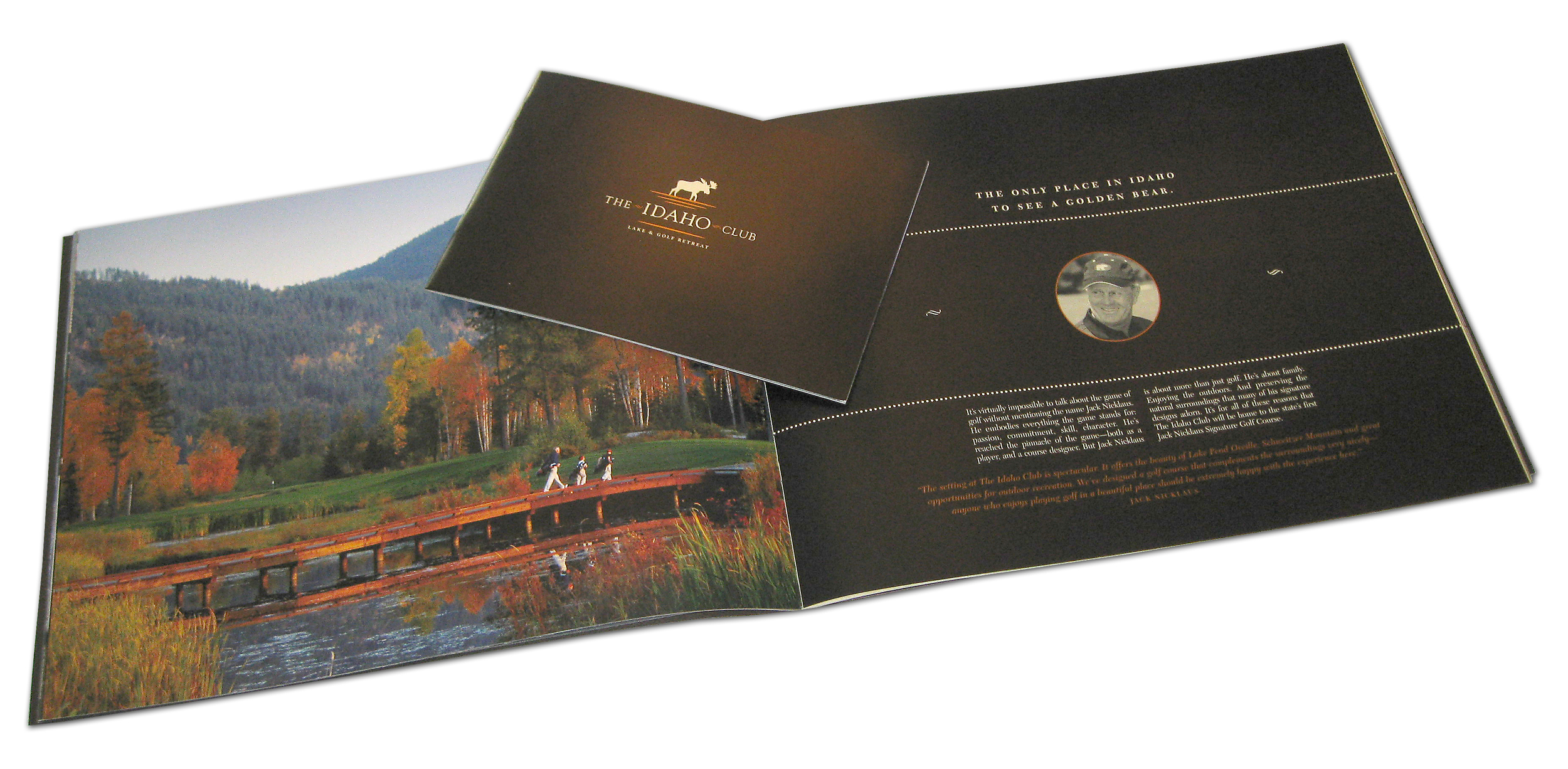 The Idaho Club Vision Brochure