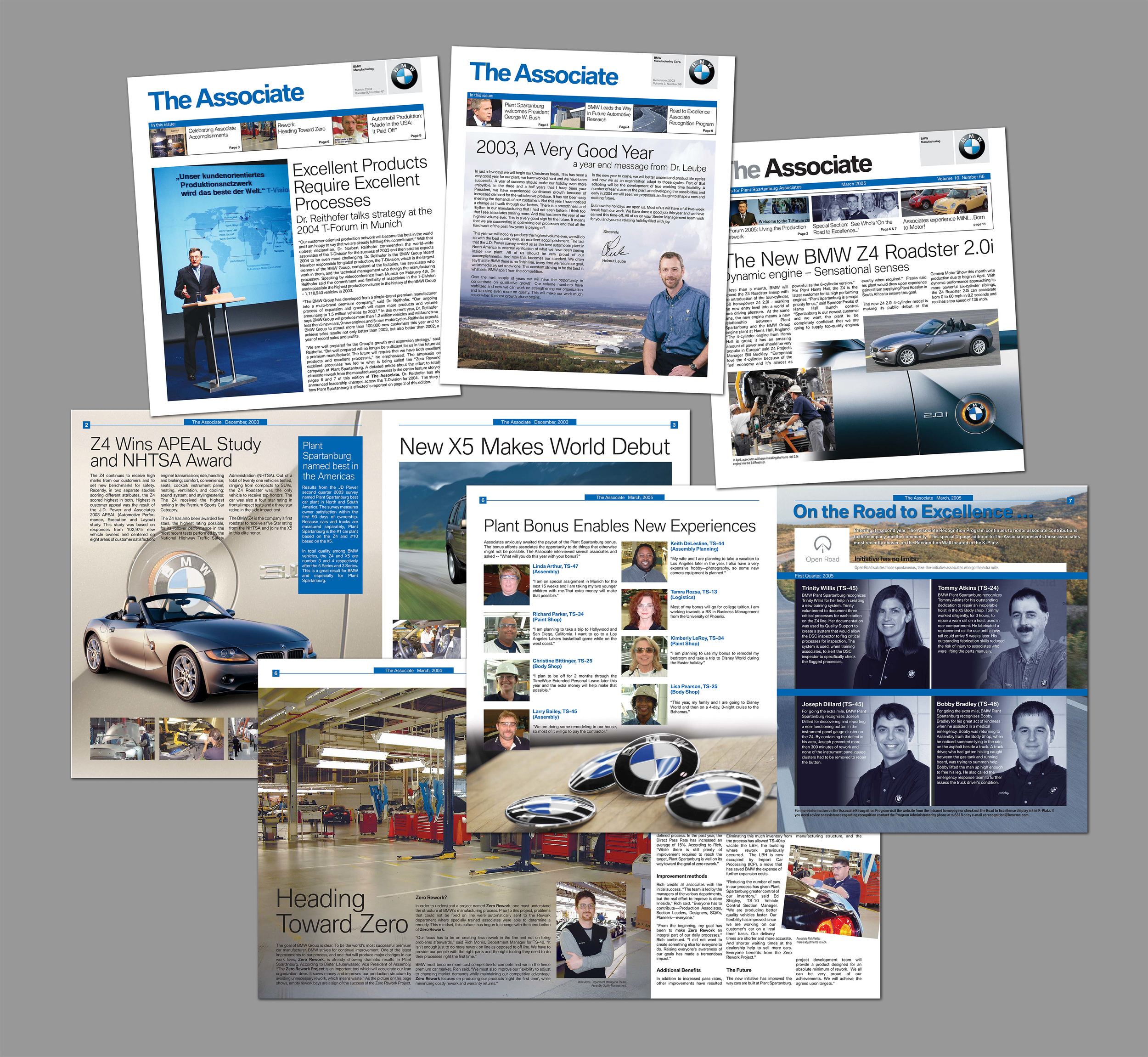 BMW Associate Newsletter