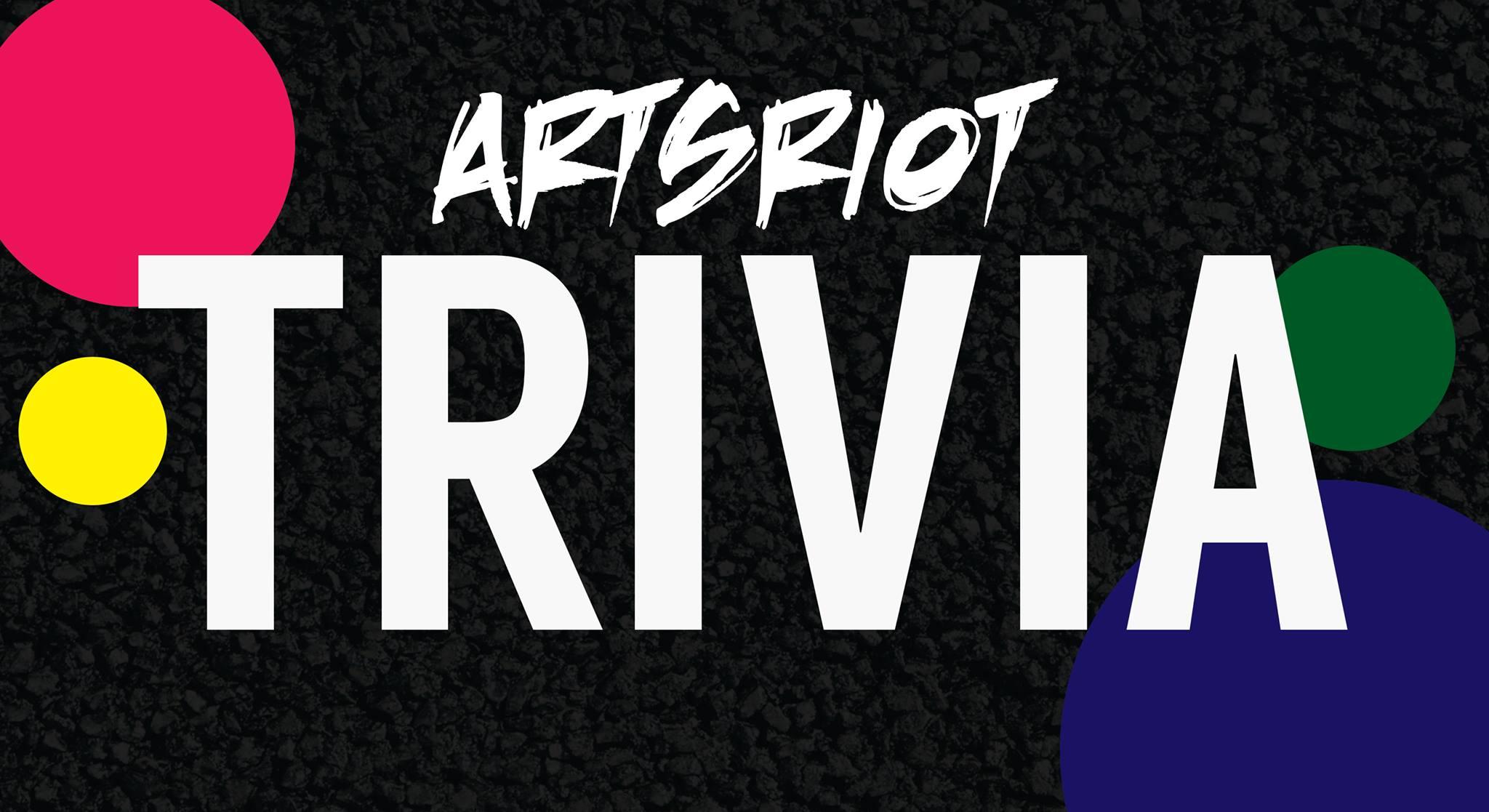 trivia artsriot