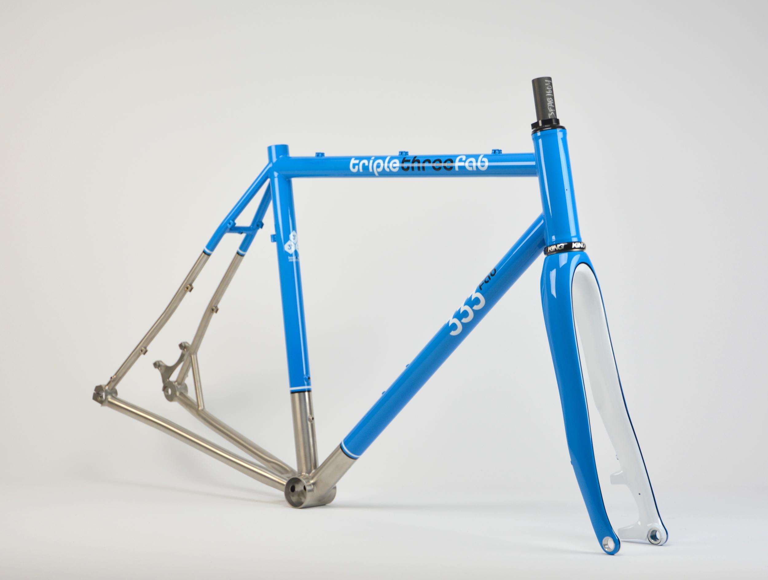 333 Fab Titanium CX