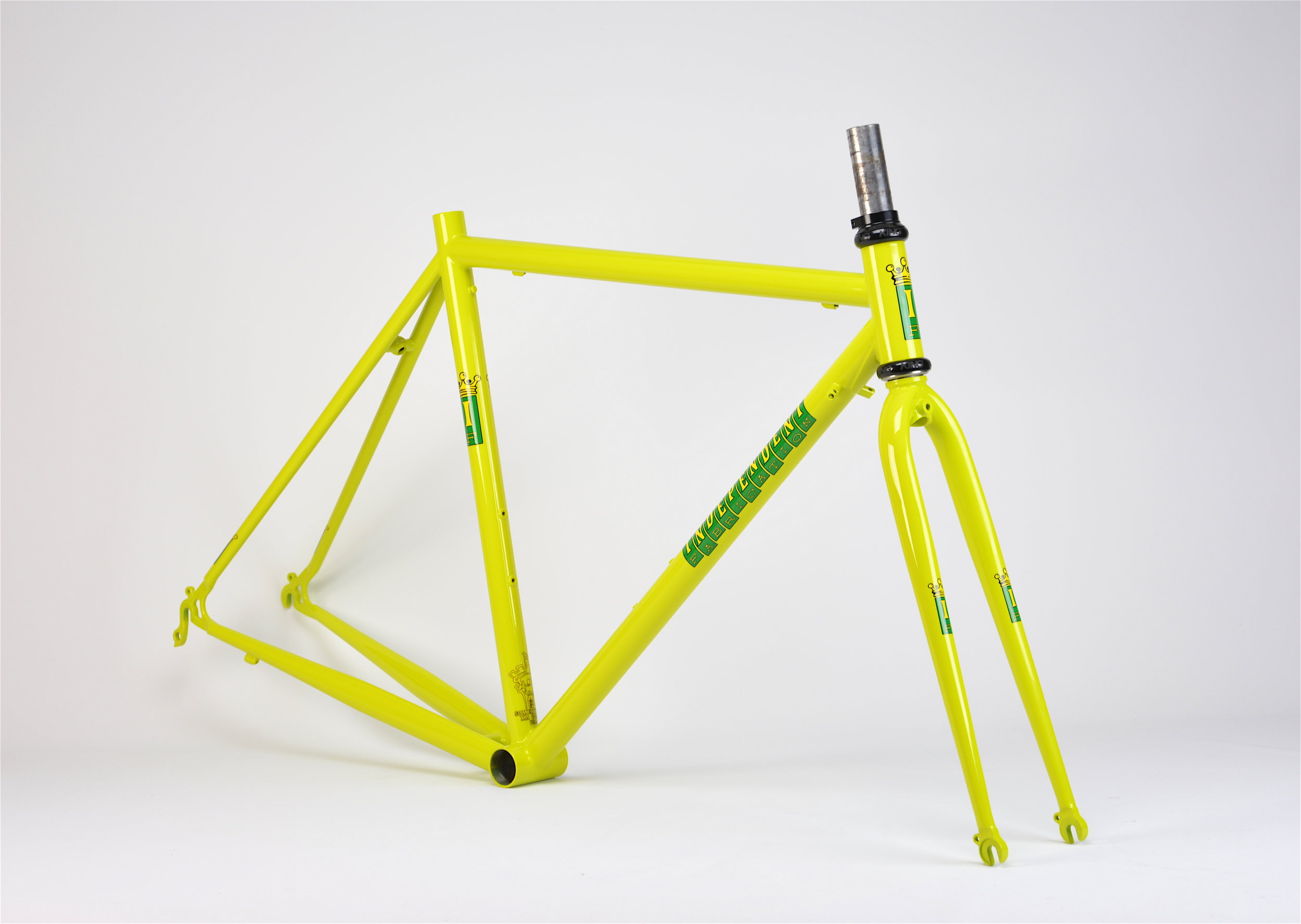 Independent Fabrication Club Racer