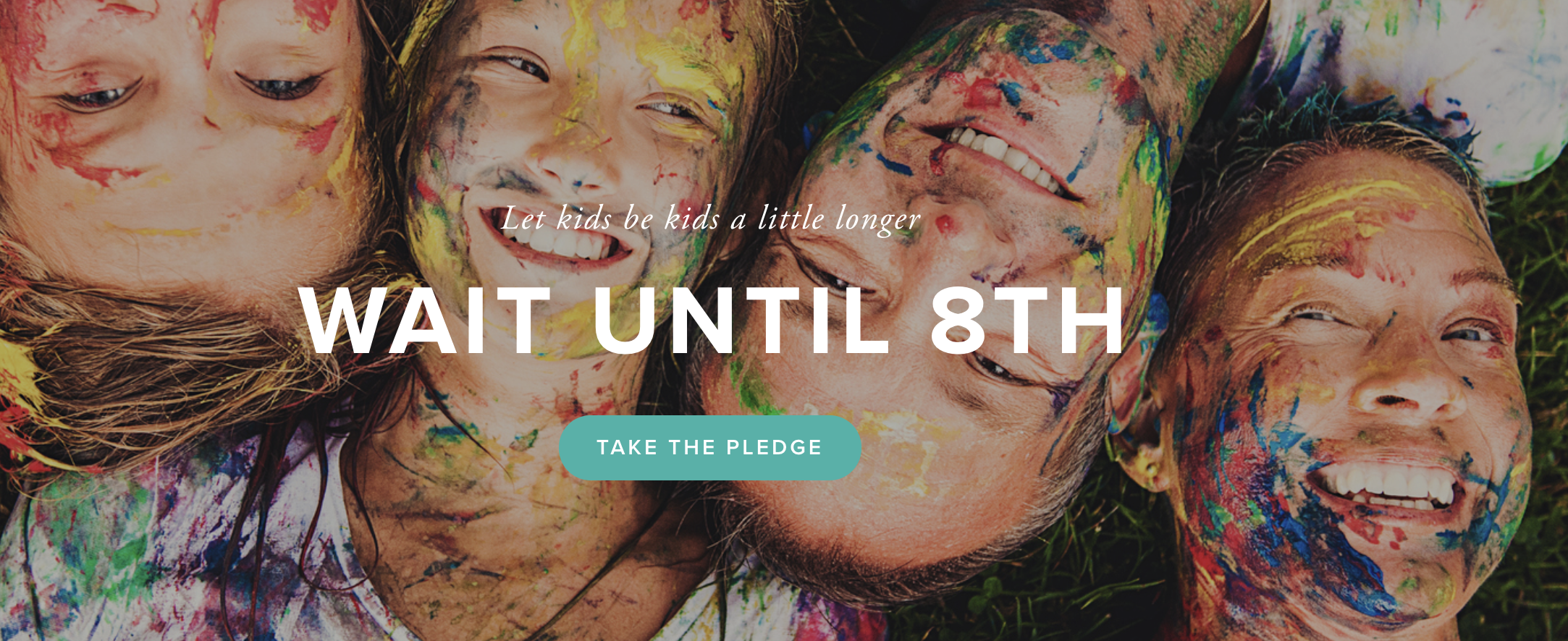 teens and technology pledge