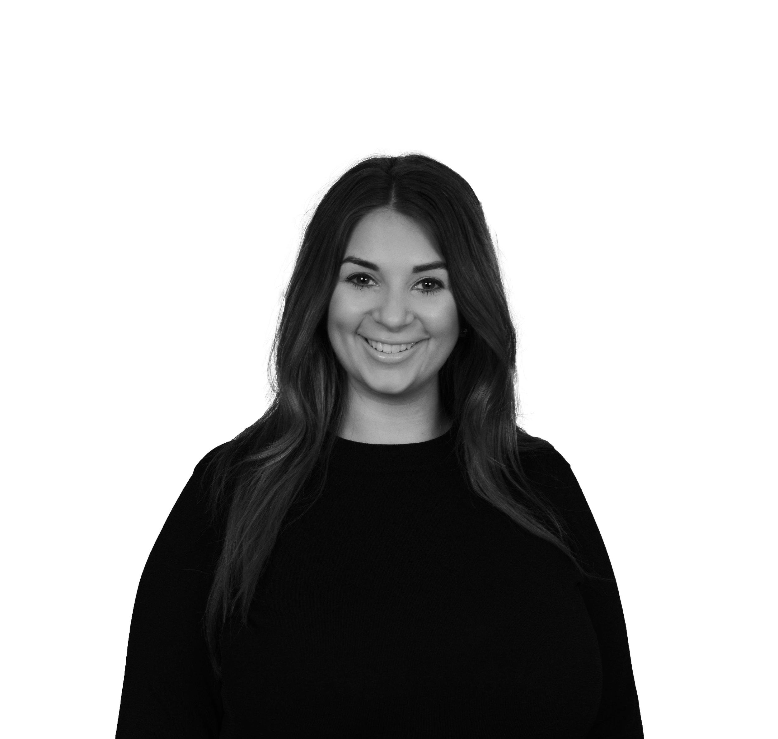 Natalie Duffy  Front Desk Administrator