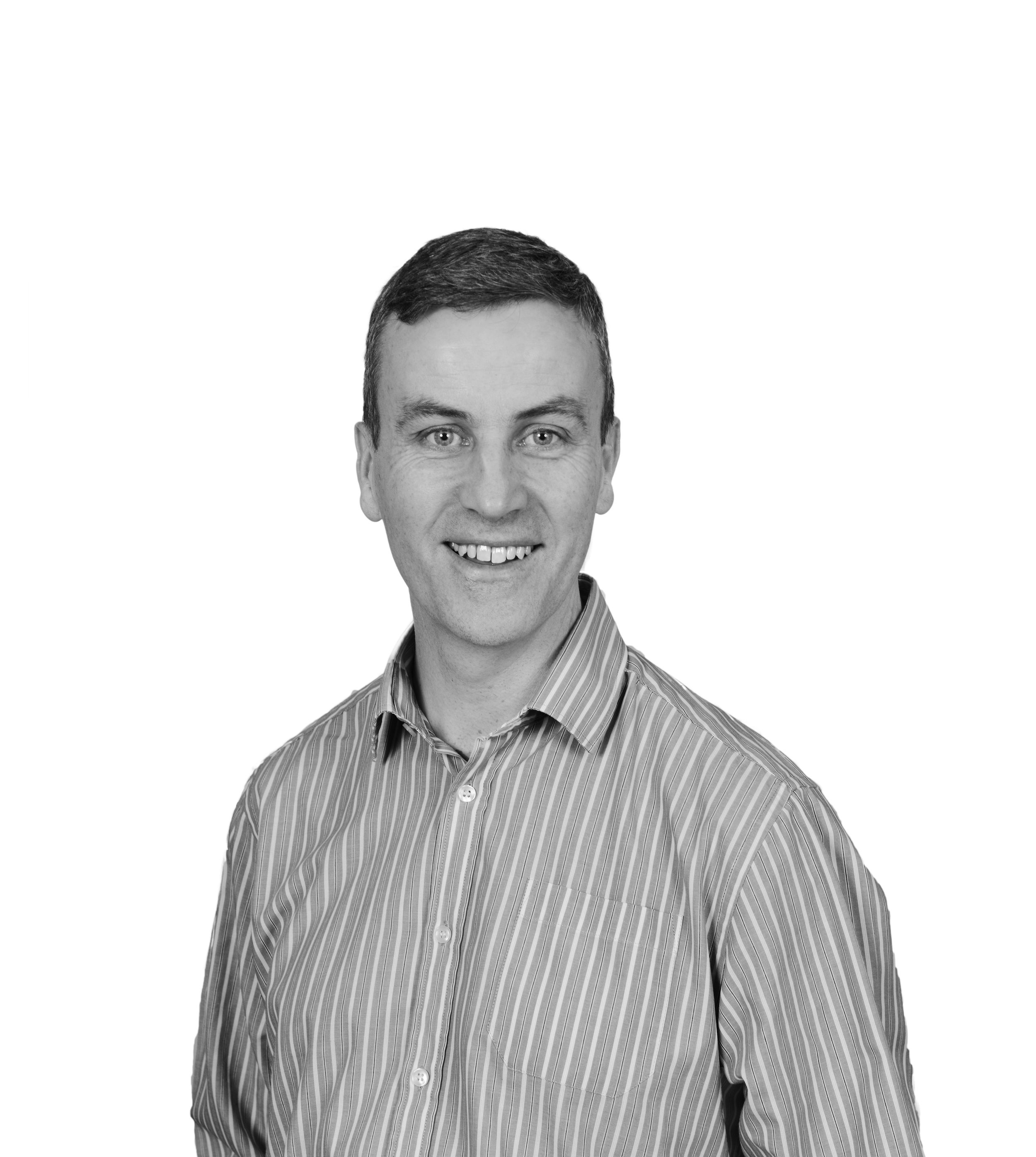 Brendan Vallely    Operations Manager