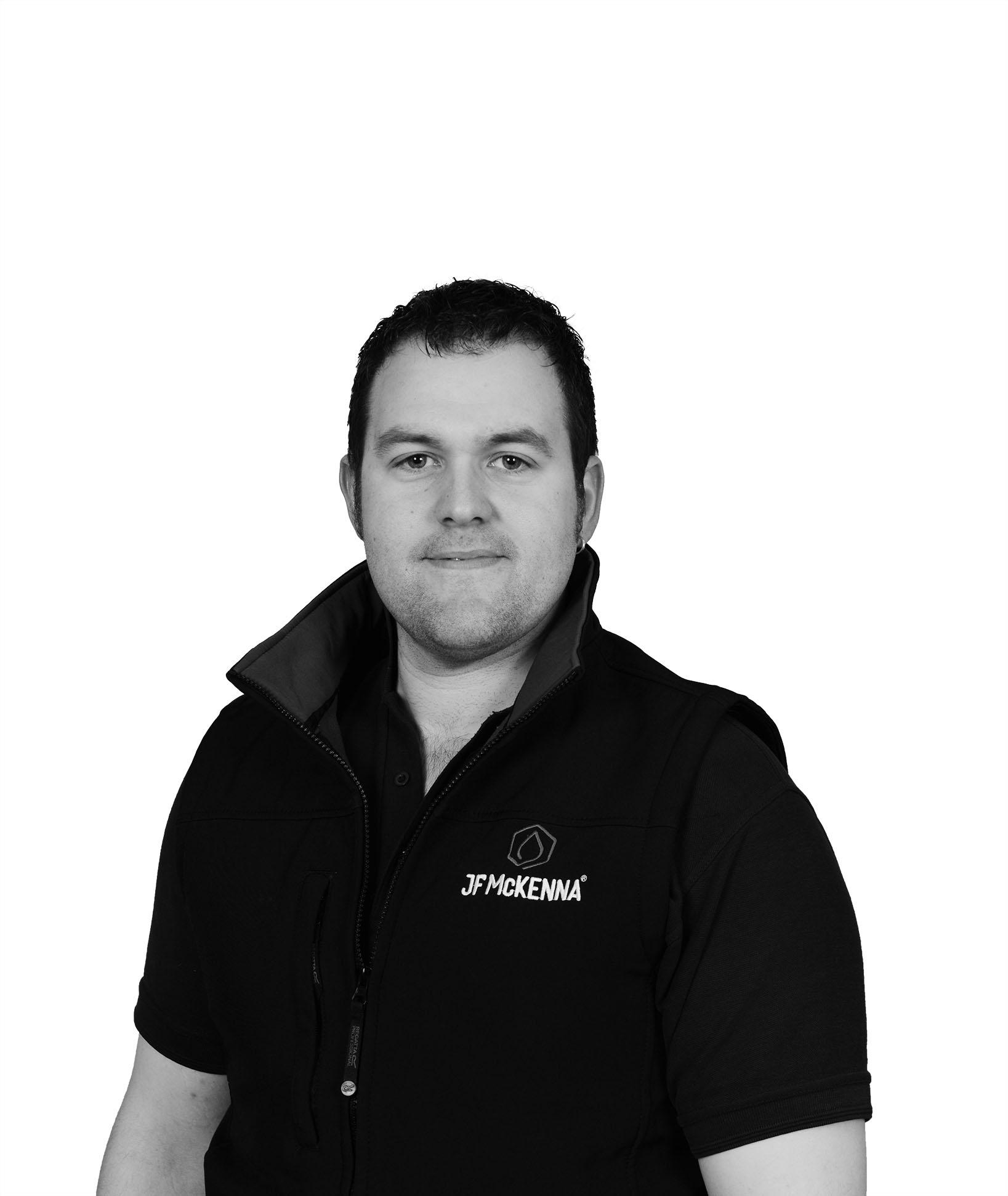 Stephen Lester   Engineer, Ireland & NI