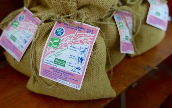 Gaba Mandarin rice - organic brown rice