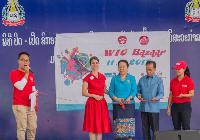 eatdrinklaos-vientiane-wig-bazaar-opening-ceremony