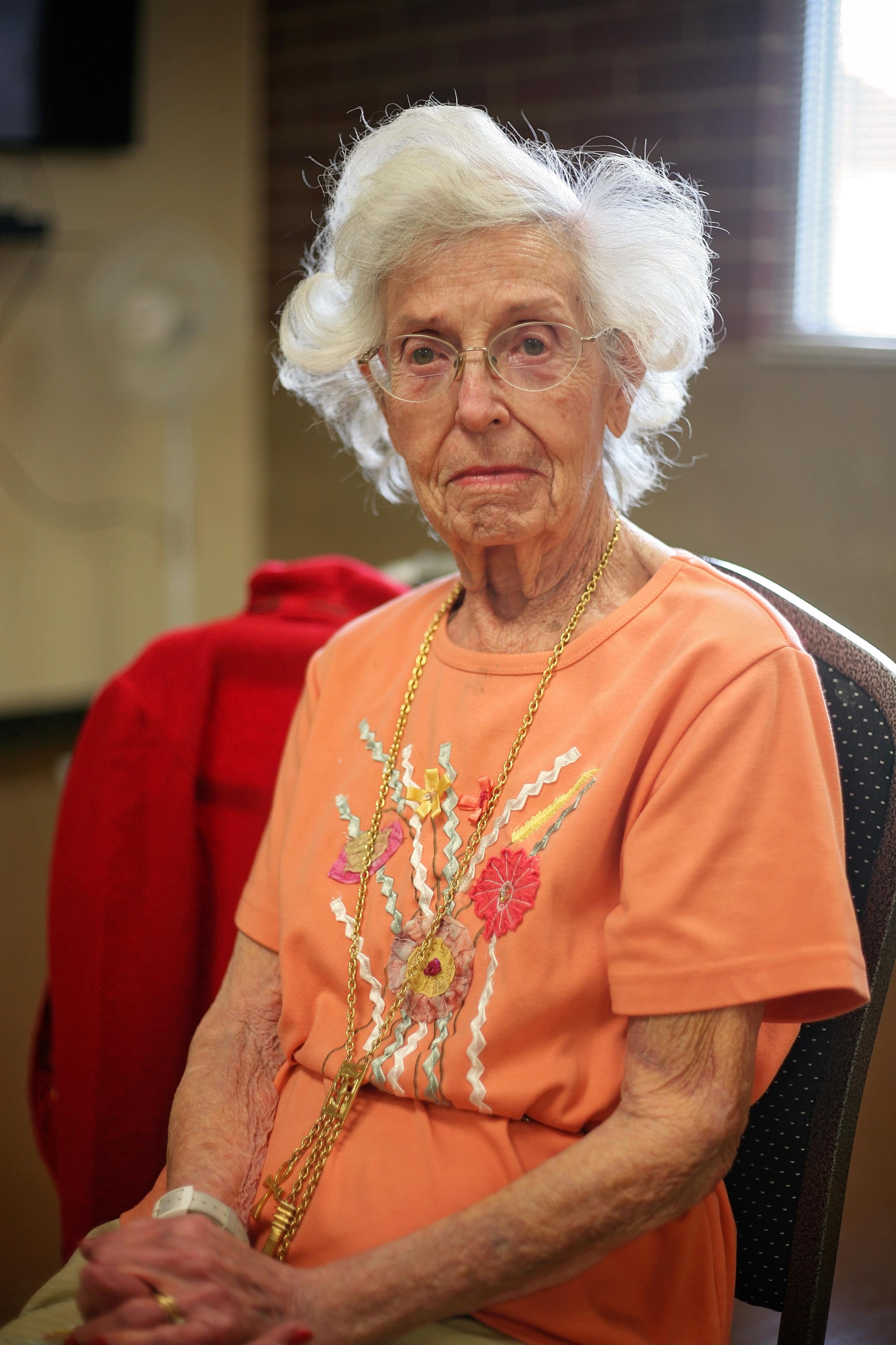 Inez Reasoner, 93.