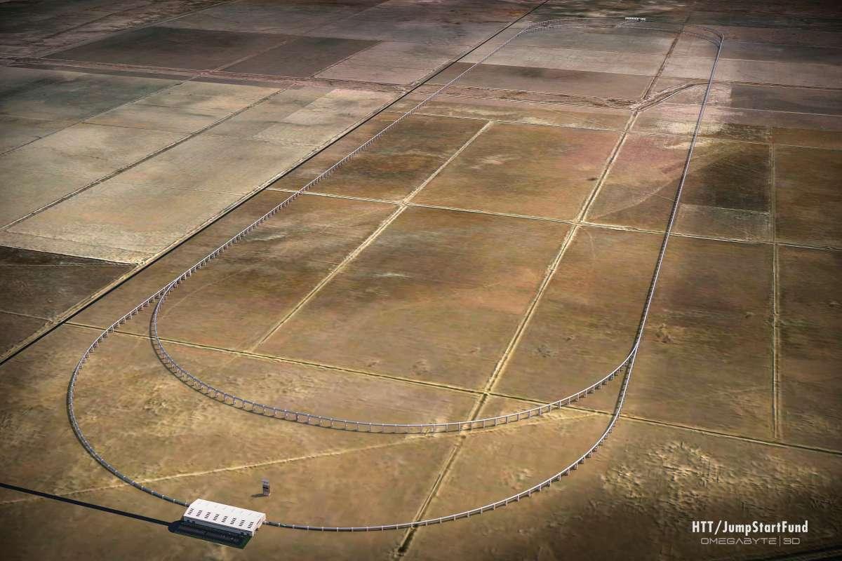 Photo Credit: Hyperloop Transportation Technologies