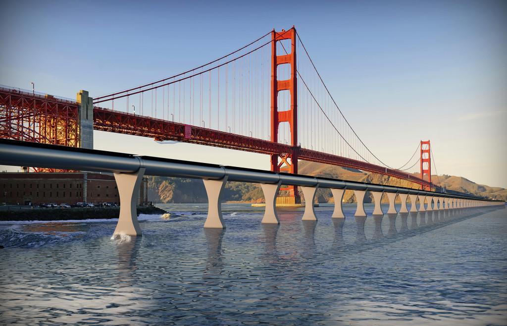 Photo Credit:Hyperloop Transportation Technologies