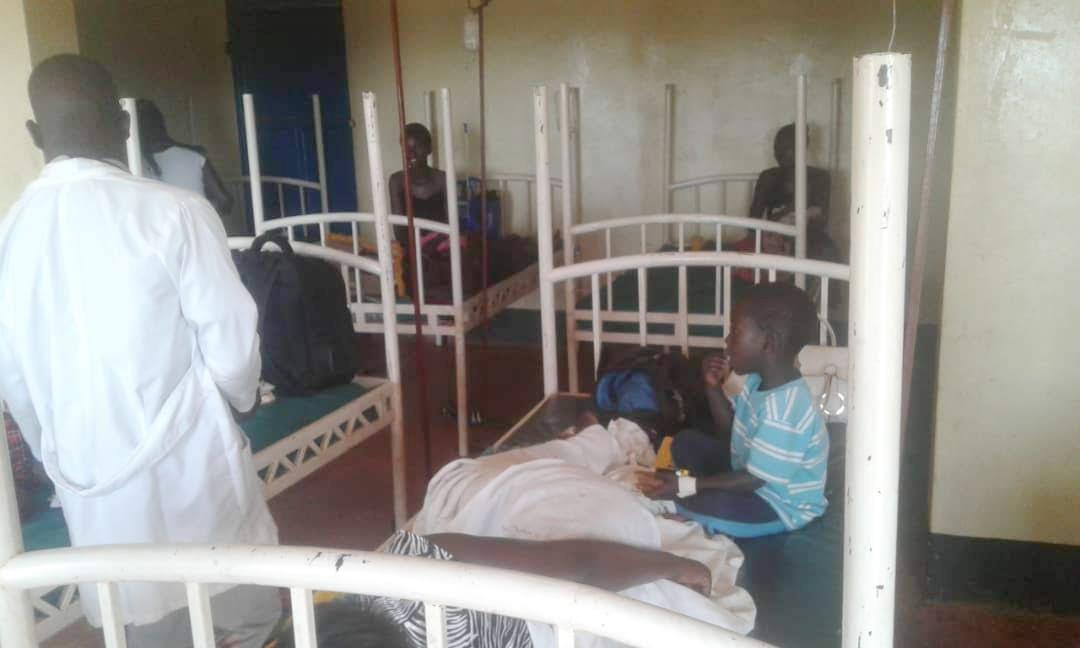 NUMEM clinic, inpatient ward
