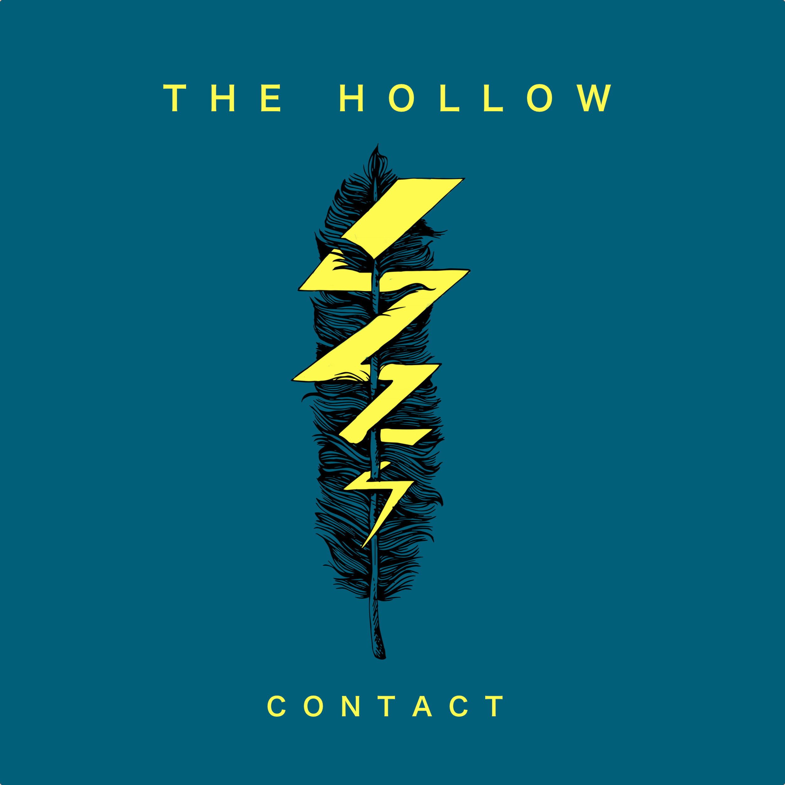 """""""The meeting of two personalities is like the CONTACT of two chemical substances: if there is any reaction, both are transformed."""" The Hollow's new Contact EP was inspired by this Carl Jung quote."""