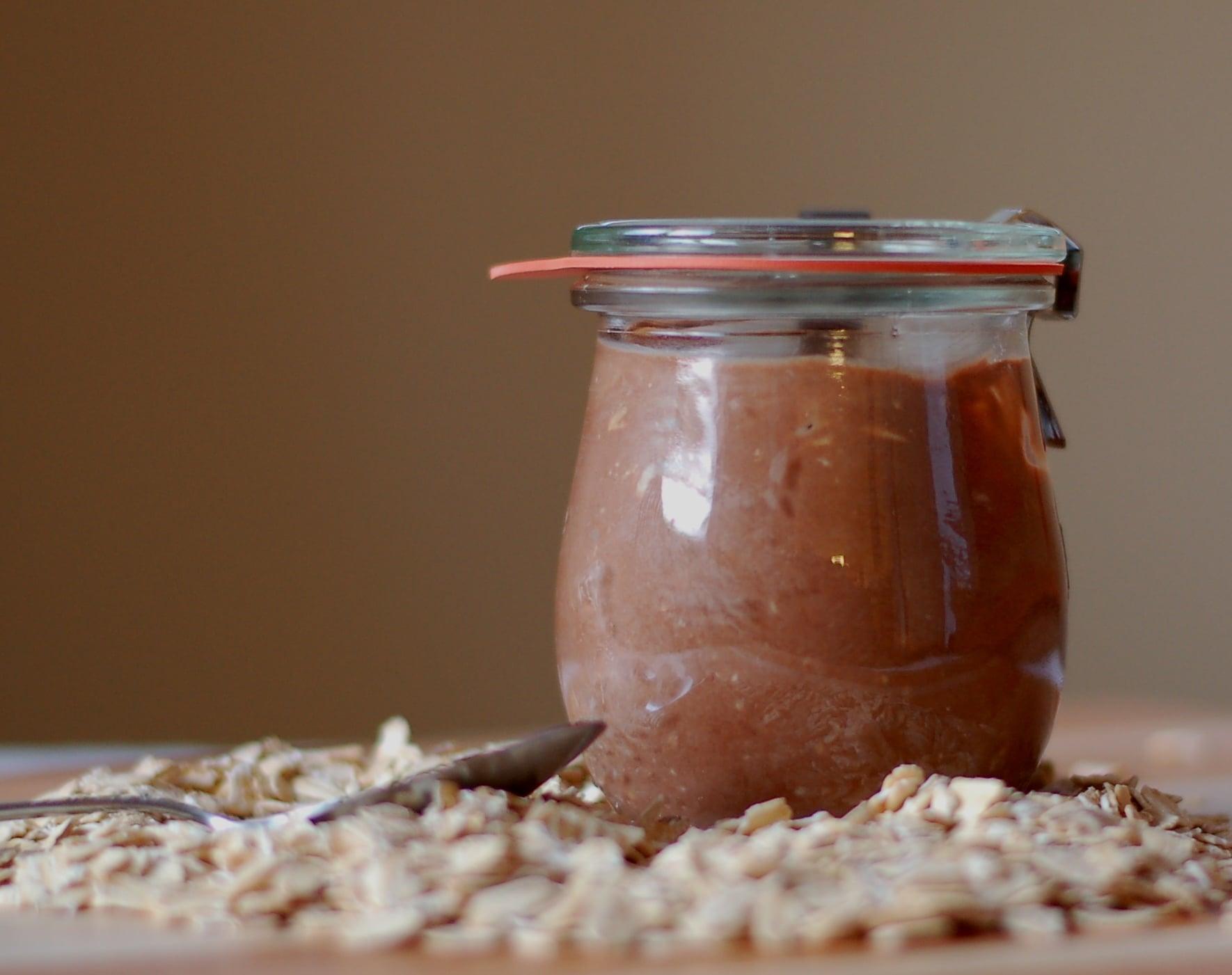 Chocolate Overnight Oatmeal