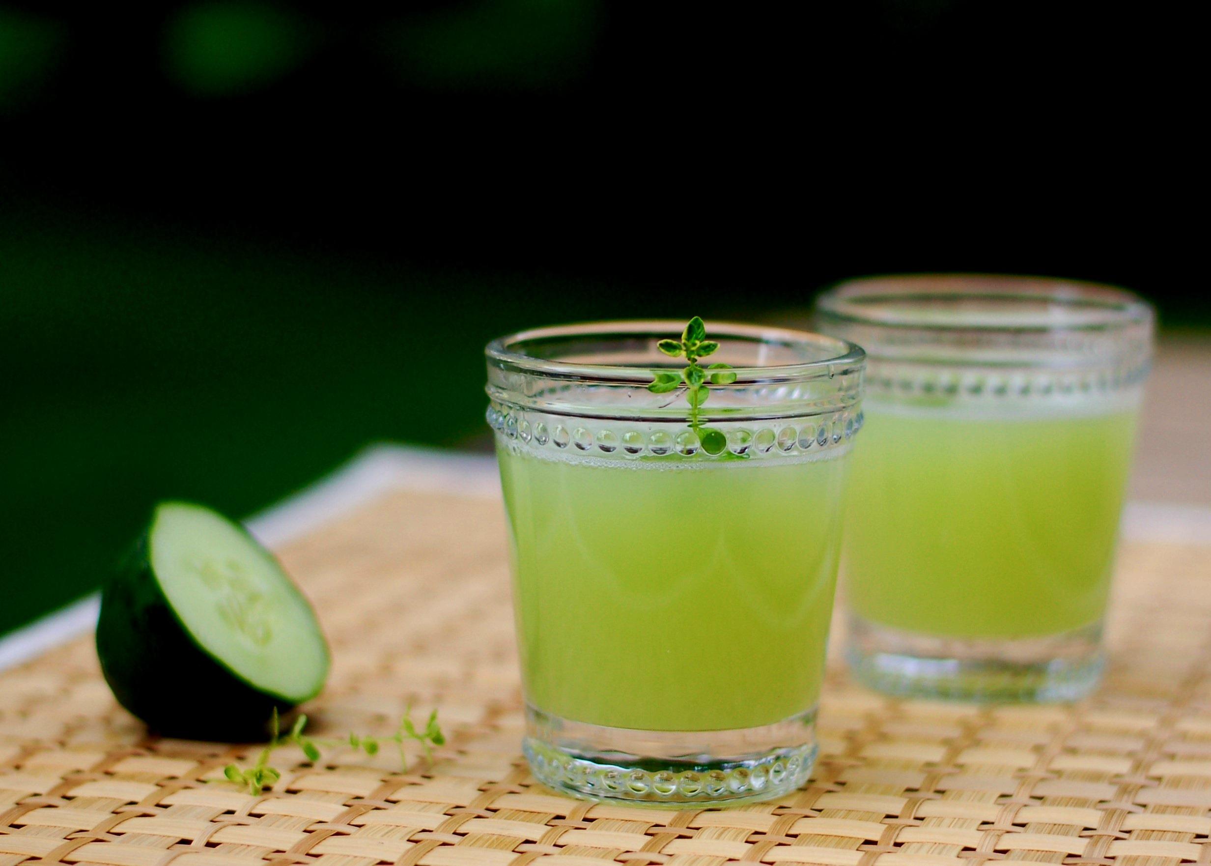 Cucumber Lime Juice