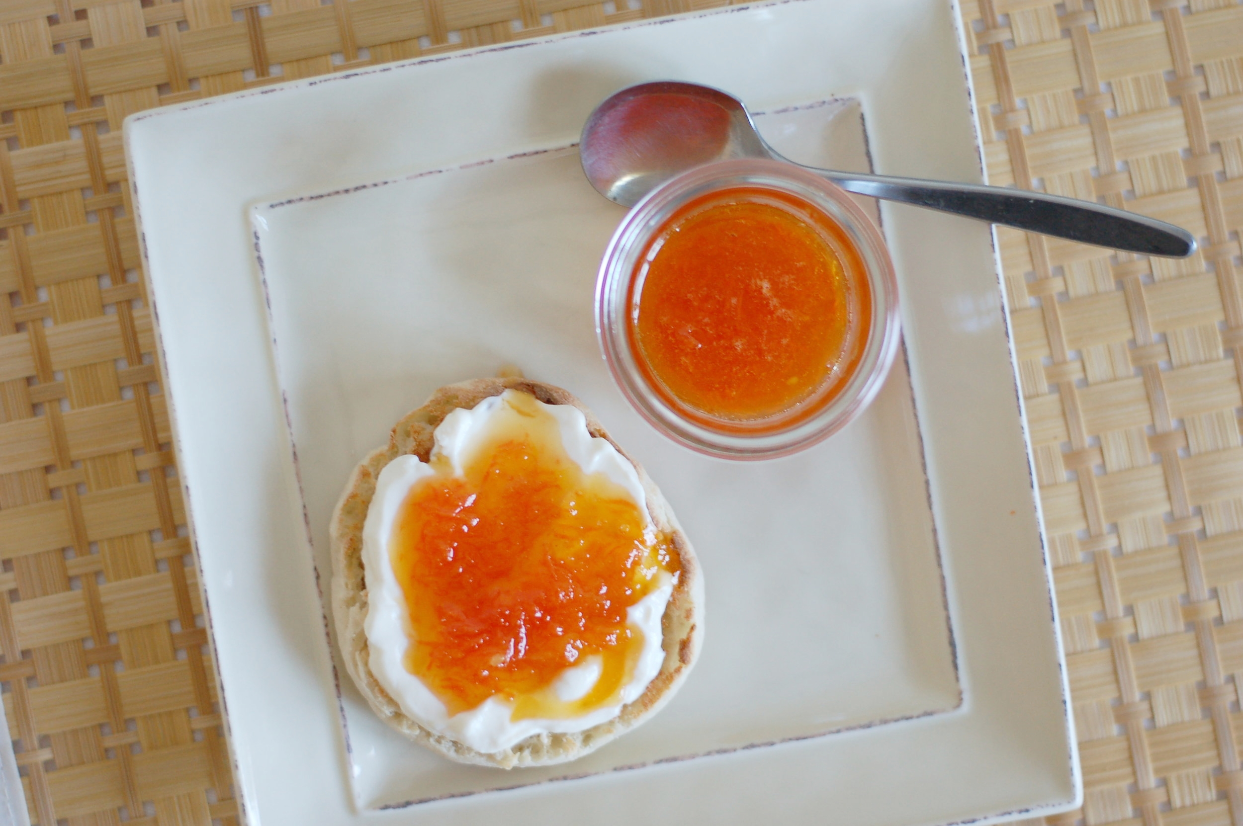 Marmalade with Carrots and Ginger