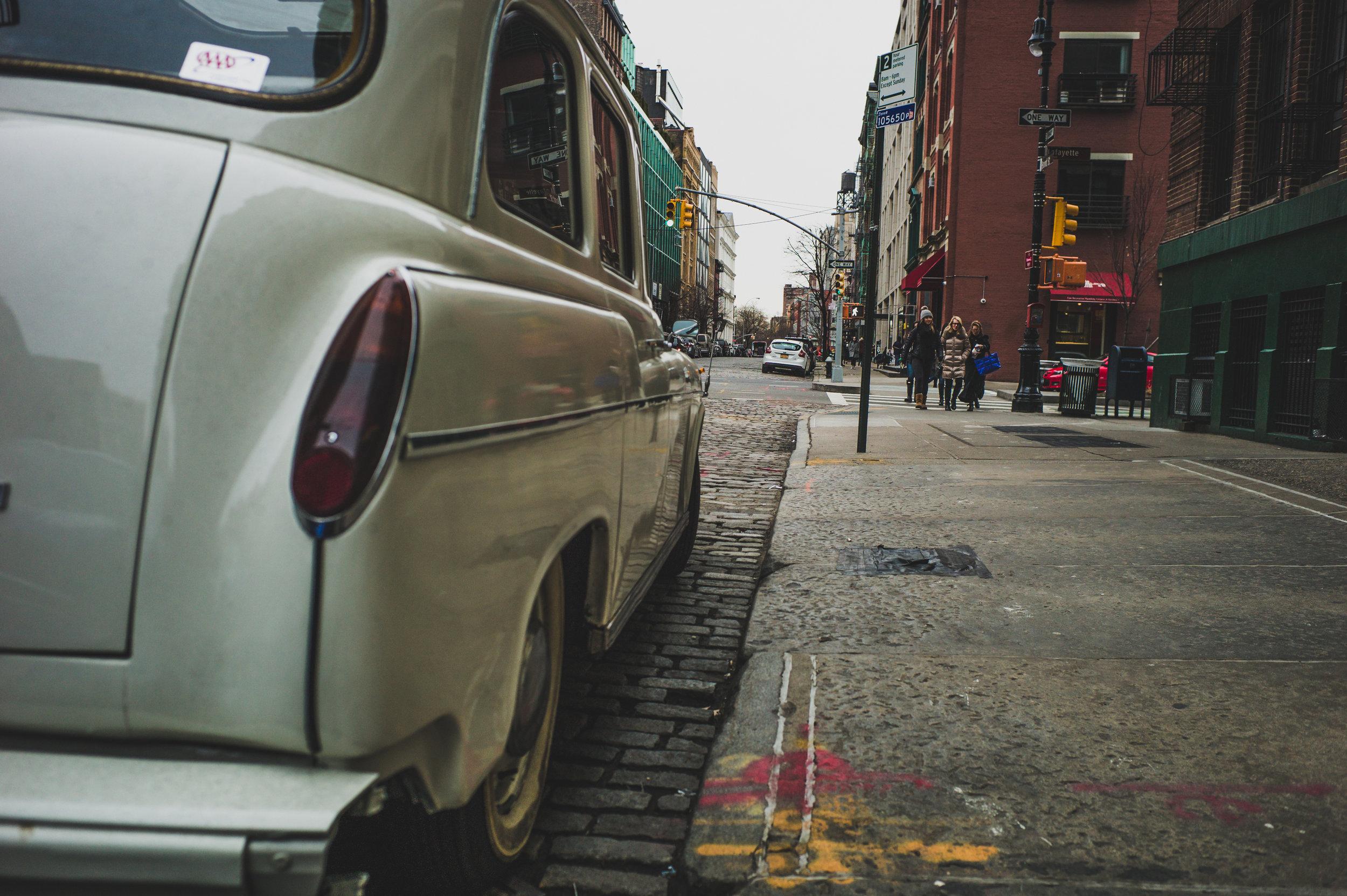 The Infamous Bond No.9 Cab.