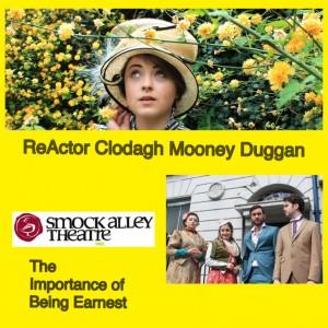 Clodagh Mooney Duggan The Importance of Being Earnest 2015