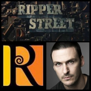 Steve Cash Ripper Street