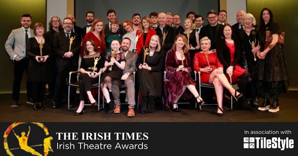 Congratulations to ReActor Honi Cooke and to all involved in Reality:Check Productions double-bill of Enda Walsh's   Disco Pigs and Sucking Dublin,   winners of Best Ensemble at the ceremony in the National Concert Hall on February 25th, 2018. Read more  here .