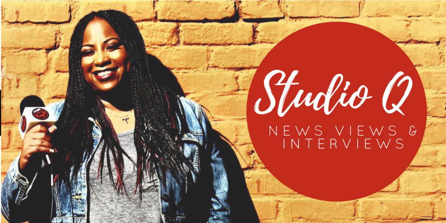 Studio Q Founder and Host, Quencie Thomas
