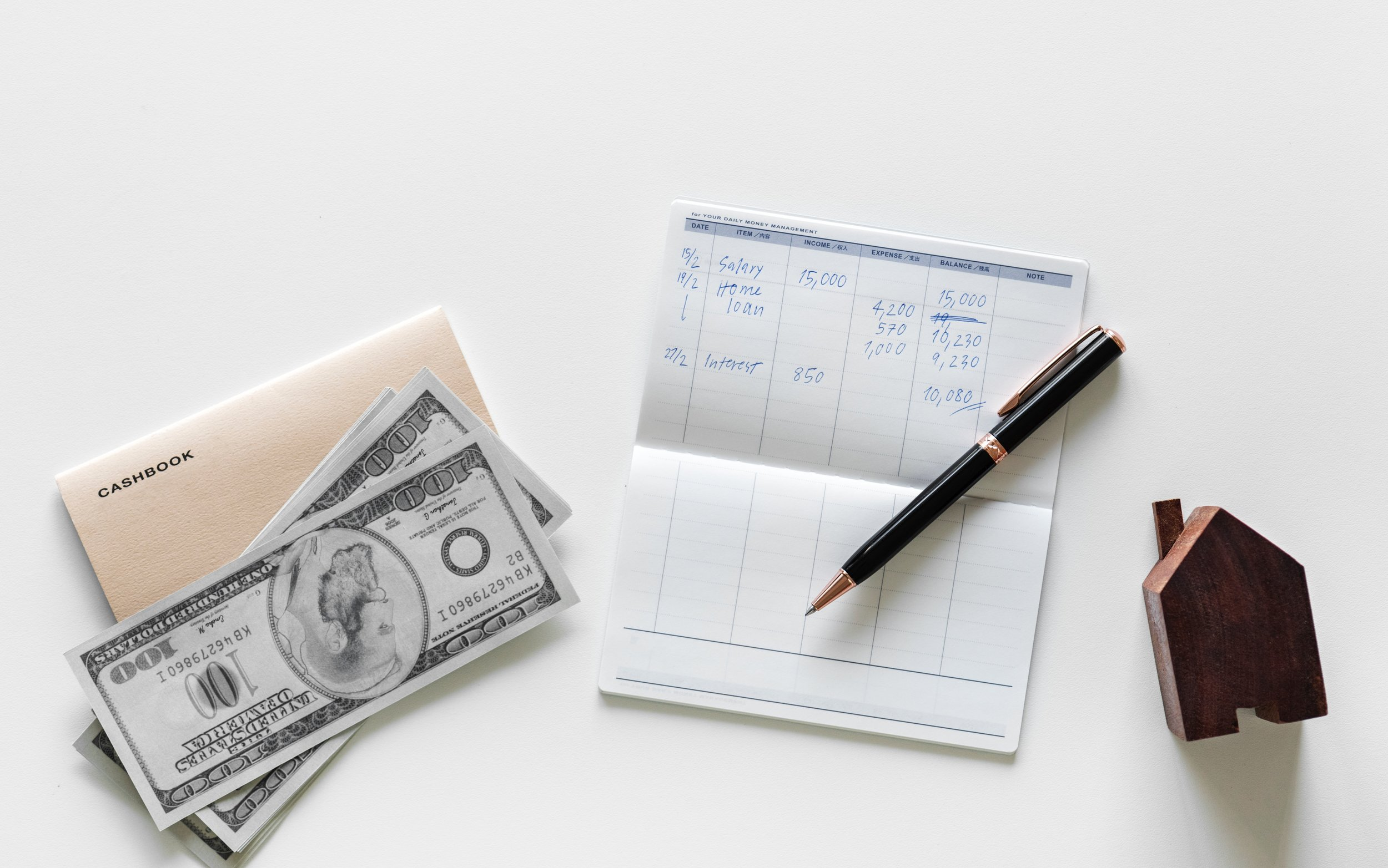 Behaviors worth changing to improve your financial health. -